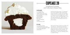 Cupcakes, cupcakes, cupcakes !!