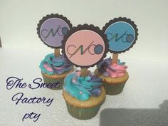 CNCO buttercream Cup Cake / The Sweet Factory pty