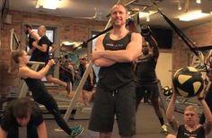 Ask An Expert: Michael Wollpert of Trainology/Flywheel Chicago: Michael Wollpert at Trainology Fitness