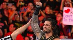 Roman Reigns Defeated John Cena At WWE No Mercy