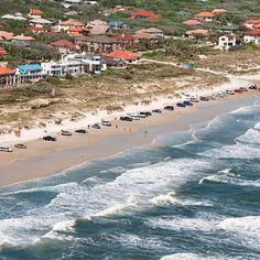 New Smyrna Beach: Florida's Charmingly Hip Surf Town - Coastal Living Visit Florida, Florida Vacation, Florida Travel, Florida Beaches, Vacation Spots, Beach Travel, Beach Vacations, Vacation Destinations, Beach Condo