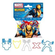 Wolverine Logo Bandz - Listing price: $6.95 Now: $1.90
