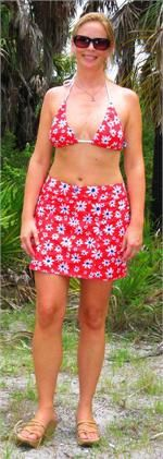 Genuine California Board Skirts - a great addition to your cover-up collection.