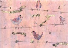 10h20 - Pássaros