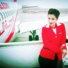 Air Arabia stewardess PPranita Sharma @pranita007 Instagram photo   Websta (Webstagram)