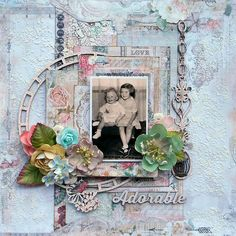 Blue Fern Studios:  Adorable created by Debbie Burns