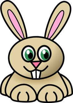 Loads of free clipart: Clip Art Lord - Look for images for infographics or presentations Rabbit Icon, Rabbit Clipart, Year Of The Rabbit, Watership Down, Glitter Gif, Birthday Wishes Funny, Free To Use Images, Cute Bunny, Bunny Rabbit