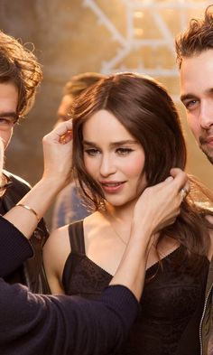 Emilia Clarke for Dolce & Gabbana, The One.