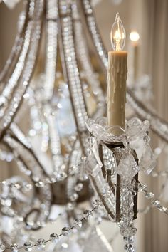 Bardot Chandelier from Collection Ten by @ebanistacollect