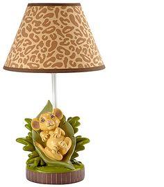 "Disney Baby - Lion King Lamp & Shade - Disney Baby - Babies ""R"" Us"