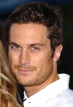 Oliver Hudson...brother of Kate Hudson and son of Goldie Hawn
