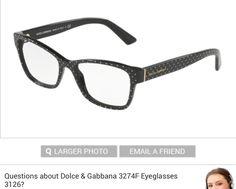 e3da85cbc4 15 Best Glasses images in 2017 | Dolce & Gabbana, Eye Glasses ...