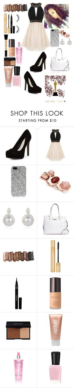 """""""That moment when you aren't home watching but living"""" by i-found-wonderland ❤ liked on Polyvore featuring Pour La Victoire, Little Mistress, Yves Saint Laurent, Brooks Brothers, Urban Decay, Napoleon Perdis, Laura Mercier and Aerie"""