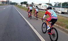 Grupo de ciclistas pretende atravessar o Espírito Santo em 12 horas