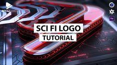 Logo Tutorial, Cinema 4d Tutorial, Blender Tutorial, After Effect Tutorial, Good Tutorials, Sci Fi, 3d, Motion Graphics, Industrial Design