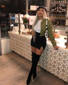 Casual Outfits Black Girl Summer Outfits - Casual outfits black girl , lässige outfits schwarzes mädchen , tenue d - Miami Outfits, Boujee Outfits, Dope Outfits, Cute Casual Outfits, Stylish Outfits, Fall Outfits, Black Outfits, School Outfits, Black Girl Fashion