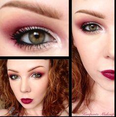 Great fall makeup