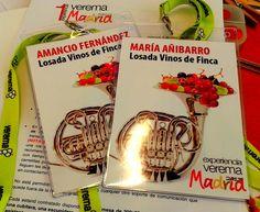 #Losada #verema #mencia #bierzo  Losada Vinos de Finca participará en La Experiencia Verema Madrid 2013 el martes 28 de mayo, en horario continuado,  de 12:00 a 21:00 horas.    Los espacios elegidos son las salas Venus y Eunice del Palacio Neptuno, situado en la calle Cervantes nº 42, enfrente de la emblemática Fuente de Neptuno.          Nos gustaría contar contigo en esta nueva experiencia Verema.