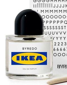 IKEA Byredo founder Ben Borham