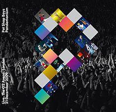 Pandemonium live album, Pet Shop Boys