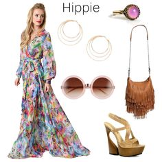 DIY 1970s Hippie Costume – Little Perfect Dress