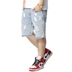 Aliexpress.com : Buy Heybig 2015 new arrival Denim Shorts Ripped Knee Length Jeans For Men Harajuku Vintage Men shorts Skateboard Summer Men Dress from Reliable jeans for young men suppliers on HEYBIG3