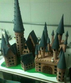 Castillo Harry Potter