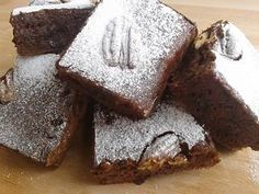 Low Fat Chocolate Chip Brownies | 3.5 syns each
