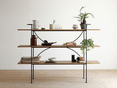 GALA Iron Shelf (MTO) - Hiromatsu online shop