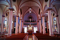 Cathedral of the Holy Trinity, New Ulm, MN