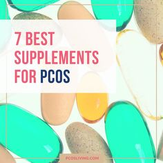 7 Best Supplements for PCOS