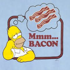 Chocolate covered bacon made Homer cry tears of joy Pink Curing Salt, Bacon Day, Bacon Bacon, Bacon Bits, Chocolate Covered Bacon, Winter Soups, Bacon Recipes, Quail Recipes, Tears Of Joy