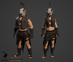 47 Best Conan exiles concept art images in 2019 | Conan exiles