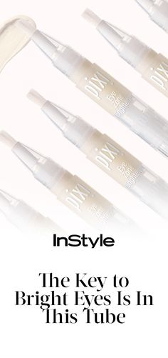 The Key to Bright Eyes? It's In This Tube from InStyle.com