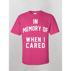 When I Cared T Shirt ($15) ❤ liked on Polyvore featuring tops, t-shirts, black, women's clothing, collared t shirt, relaxed fit t shirt, relaxed fit tops, relax t shirt and black tee