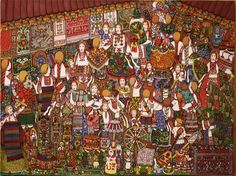 ... my mothers Russian art by utu-lab Russian Art