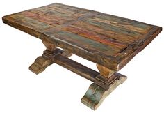 Home Decorators Collection Aldridge Antique Walnut Dining Table   Home  Decor And Inspiration Home Ideas, Interior Design, DIY Projects, And Tips  For All ...