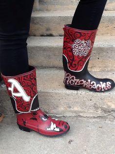 Pig Sooie Rain Boots