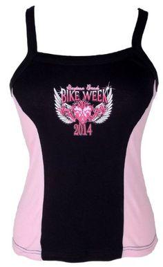 Leather Supreme Women's Daytona Beach Bike Week 2014 Wings Heart Tank Top -Pink-Medium http://bikeraa.com/leather-supreme-womens-daytona-beach-bike-week-2014-wings-heart-tank-top-pink-medium/