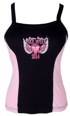 Leather Supreme Women's Daytona Beach Bike Week 2014 Wings Heart Tank Top -Pink-Medium http://bikeraa.com/leather-supreme-womens-daytona-beach-bike-week-2014-wings-heart-tank-top-pink-medium/