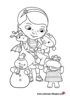 Doc Mcstuffins coloring book Make your world more colorful with free printable coloring pages from italks. Our free coloring pages for adults and kids. Inside Out Coloring Pages, Disney Coloring Pages, Christmas Coloring Pages, Coloring Pages To Print, Free Printable Coloring Pages, Coloring For Kids, Coloring Pages For Kids, Coloring Sheets, Coloring Books