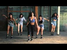Thank you, Beyonce - Chloe Arnold's Syncopated Ladies + TAP