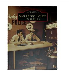 San Diego contains a wealth of history in its crime files, which is the focus of the new book available in the POA Store — San Diego Police: Case Files written by Ed LaValle and Steve Williard. The city witnessed mass murder, America's fir  st major school shooting, the worst aviation disaster in American history, and the deadliest streets, per capita, to police. How the SDPD handled it all became textbook for many other police agencies. Come get your copy for $17.95 (plus tax).