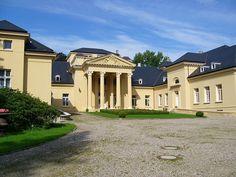 Herrenhaus des Gutes Bredeneek.