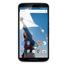 Google's Nexus 6 by Motorola offers more screen to see, more power, and more to explore the best of Google--all powered by the latest Android OS, Lollipop.