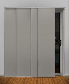Viewscreen Plain (Sunscreen) Panel Glide #panel #glides #blinds