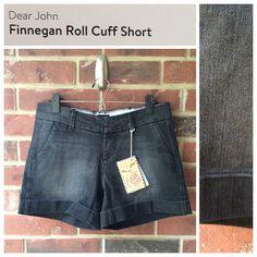 Stitch Fix June 2015 Reveal Review Finnegan Roll Cuff Short