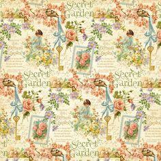 Graphic 45 secret garden part 2