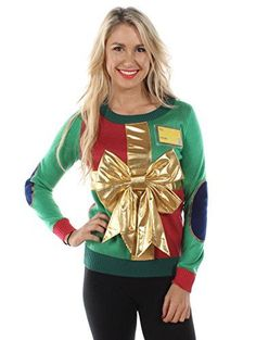 The best funny Christmas sweaters that are guaranteed to get a giggle. Shop from hundreds of the best and funniest ugly Christmas sweaters for sale online. Best Ugly Christmas Sweater, Christmas Sweaters For Women, Funny Christmas Shirts, Womens Christmas, Xmas Sweaters, Christmas Gifts, Christmas Outfits, Christmas Jumpers, Christmas 2017