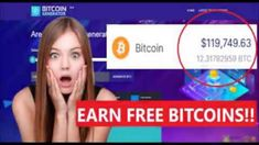 LEGIT & FAST 😱 FREE BITCOIN MINING WEBSITE + Mine Daily 0.25500005 Bitco... Free Bitcoin Mining, Bitcoin Miner, Earn Free Money, Bitcoin Hack, Bitcoin Generator, Best Cryptocurrency, Crypto Mining, Online Earning, One In A Million
